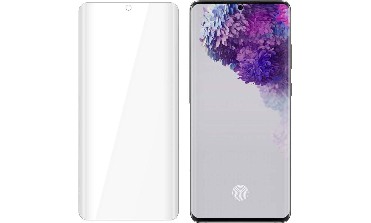 Szkło na smartfon 3mk UV Glass do Samsung Galaxy S20+ 5903108237987