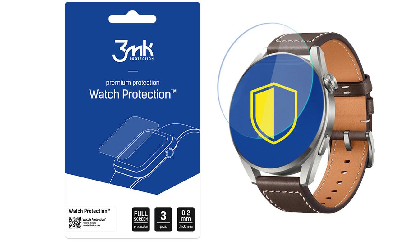 3mk Watch Protection do Huawei Watch 3 Pro