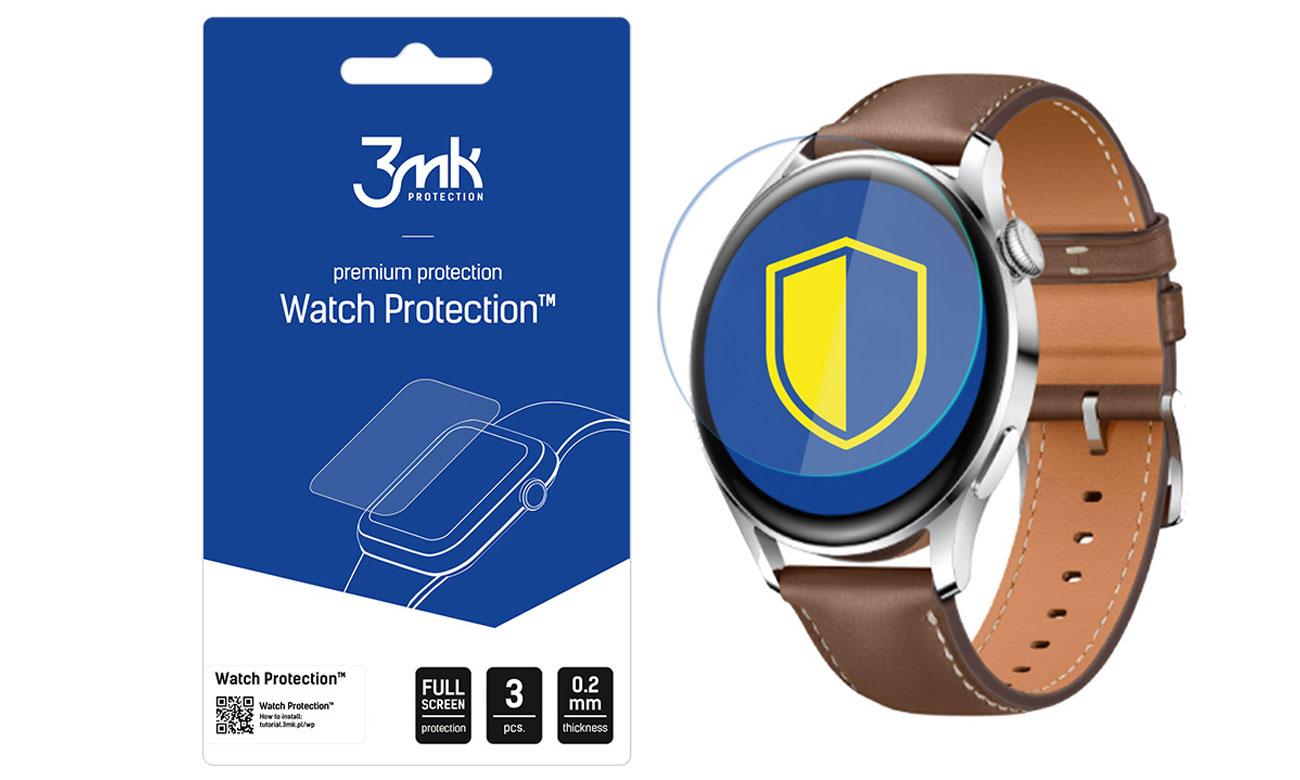 3mk Watch Protection do Huawei Watch 3
