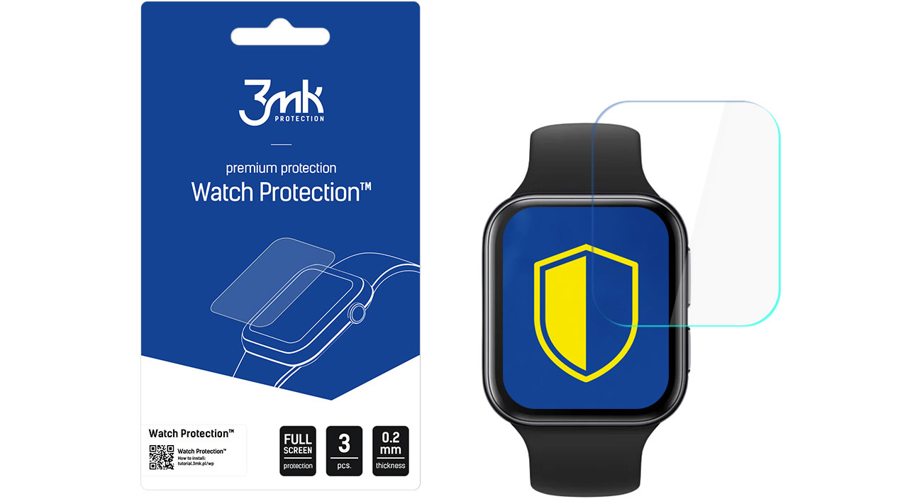 3mk Watch Protection do OPPO Watch 41mm 5903108306621