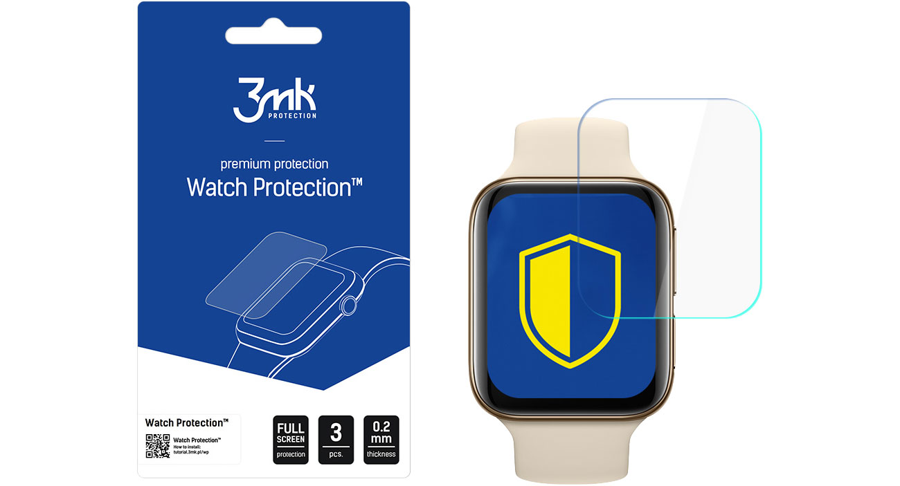 3mk Watch Protection do OPPO Watch 46mm 5903108306638