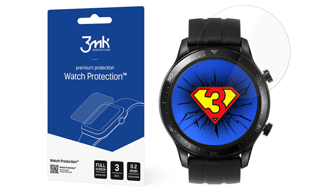 3mk Watch Protection do realme Watch S Pro