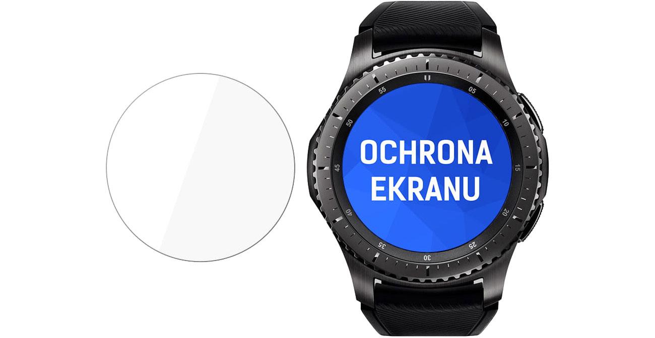3mk Watch Protection do Samsung Gear S3