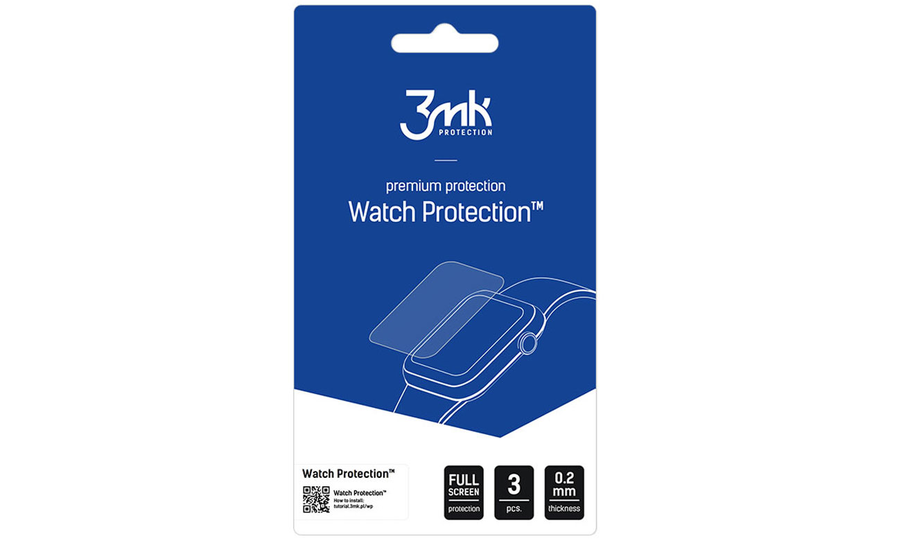 3mk Watch Protection - Box