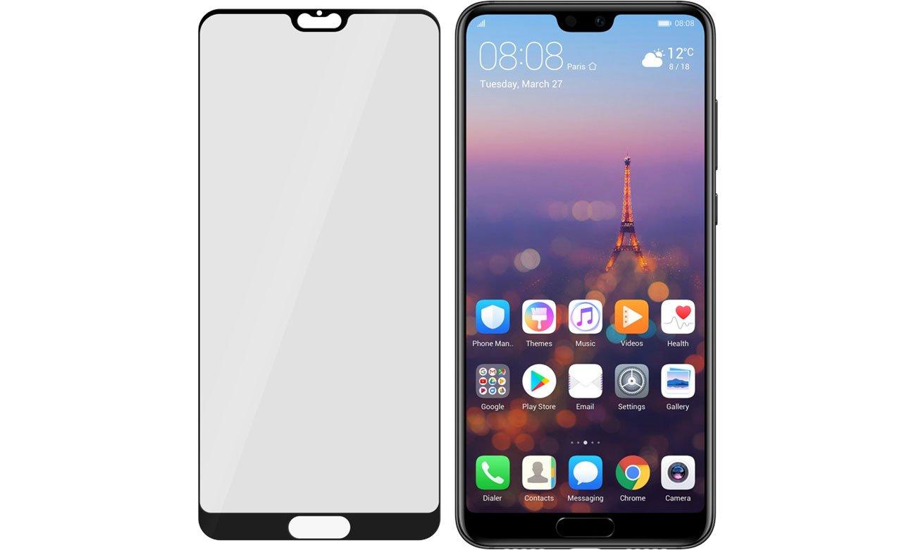 3mk Flexible Glass MAX do Huawei P20 Pro Black 5903108032018