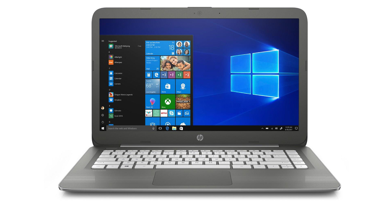 Procesor Intel Celeron Laptop HP Stream 14