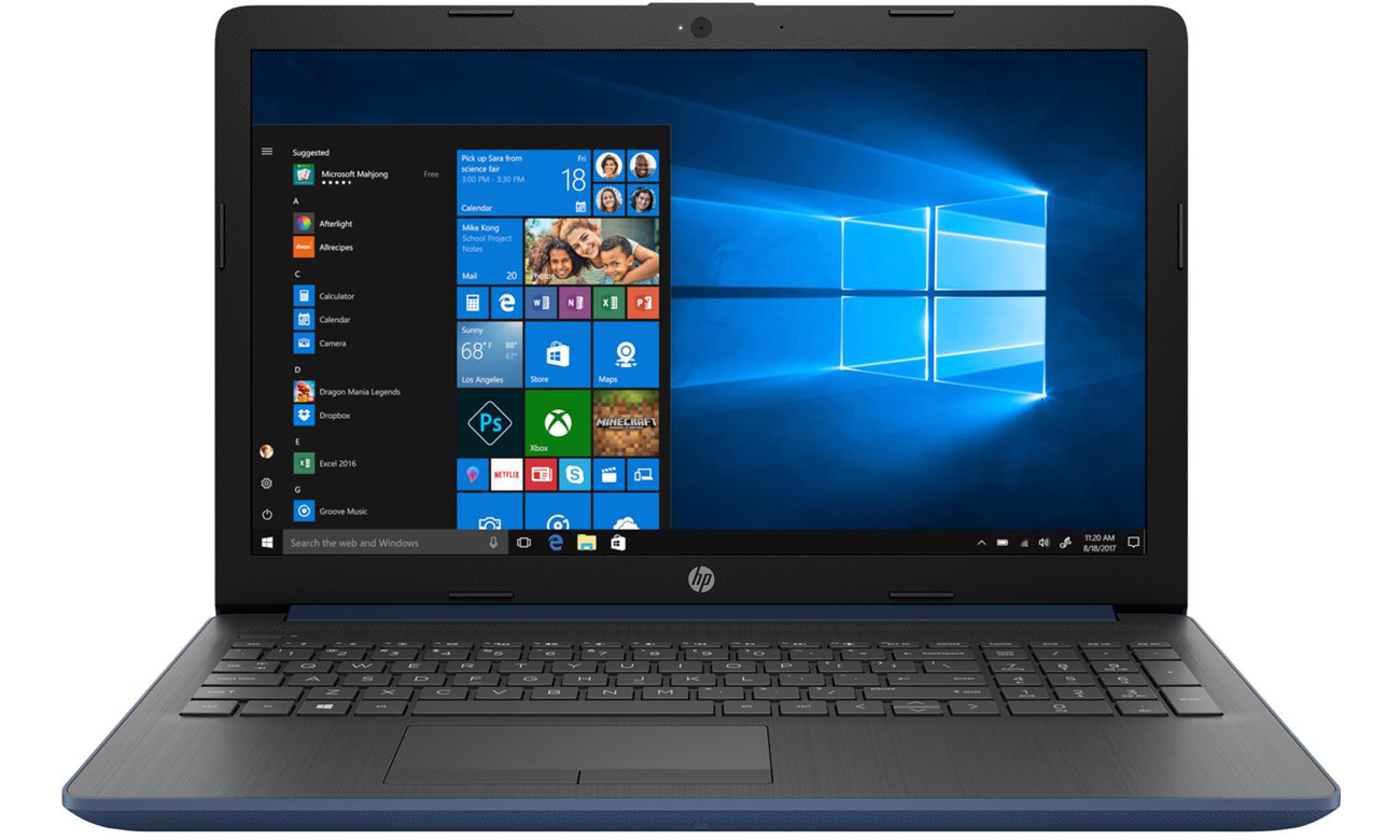 Laptop HP 15 Układ graficzny Intel UHD Graphics