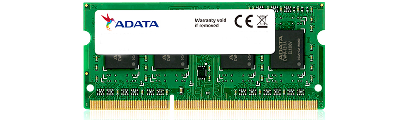 Pamięć ADATA DDR3 SO-DIMM
