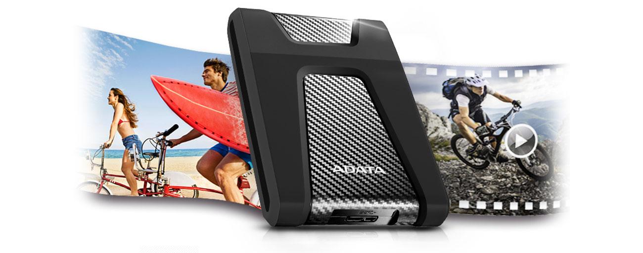 A-Data DashDrive Durable HD650 duża pojemność