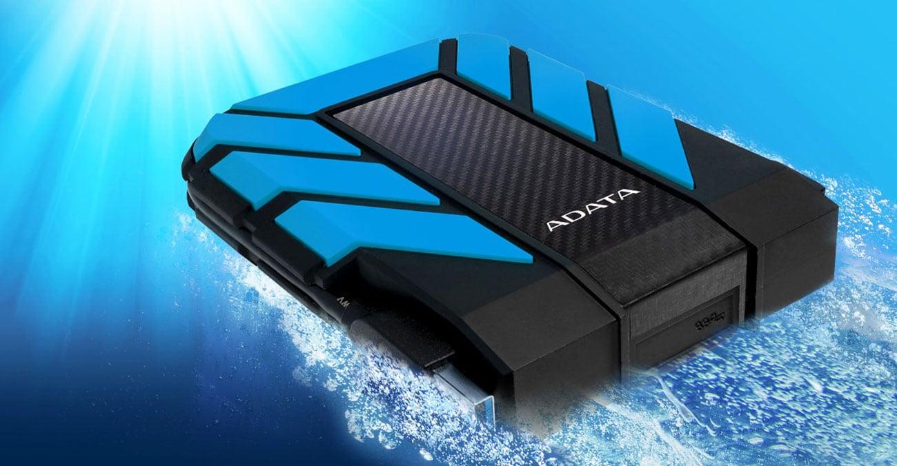 ADATA 1TB HD710 2.5 Odporny na wodę i kurz