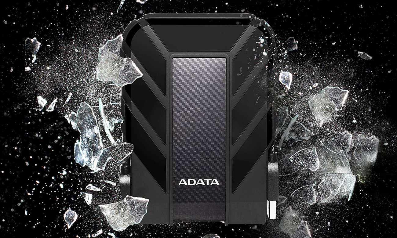ADATA 1TB HD710 2.5 Odporny na wstrząsy