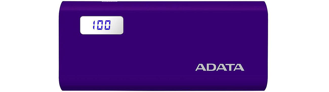 Powerbank ADATA P12500D 12500mAh 2A AP12500D-DGT-5V-CPU