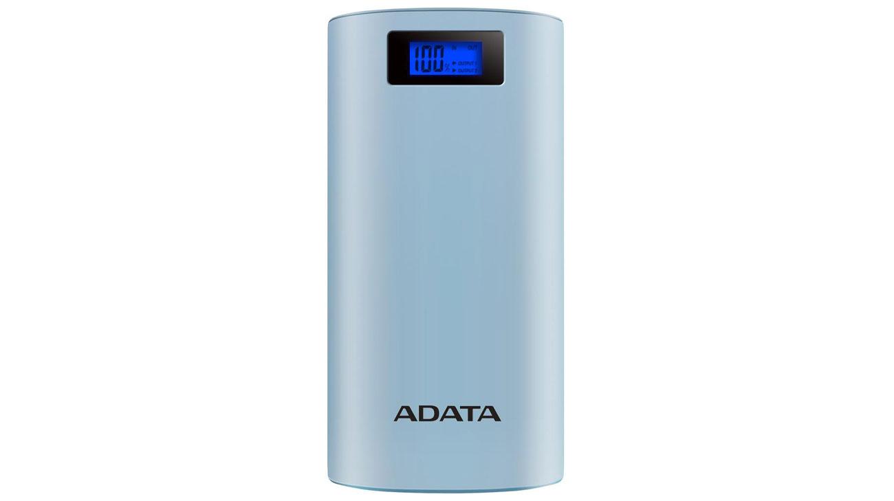 Powerbank ADATA 20000mAh AP20000D-DGT-5V-CBL