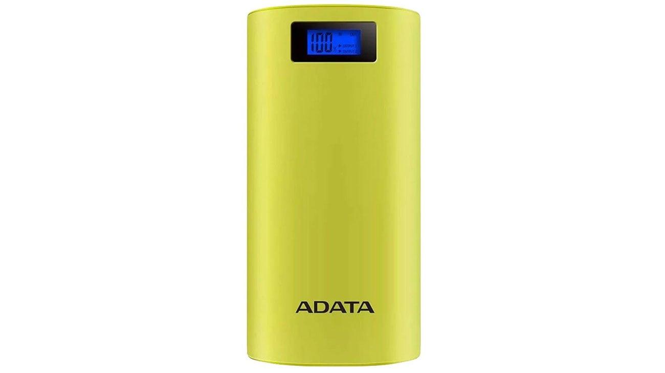 Powerbank ADATA 20000mAh AP20000D-DGT-5V-CYL