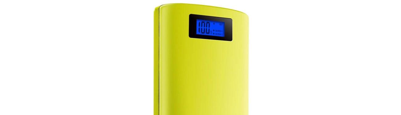 ADATA P20000D wyświetlacz LCD