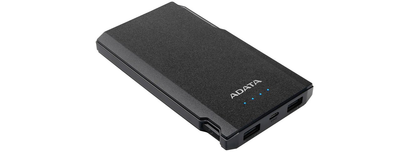 Powerbank ADATA S10000 AS10000-USBA-CBK