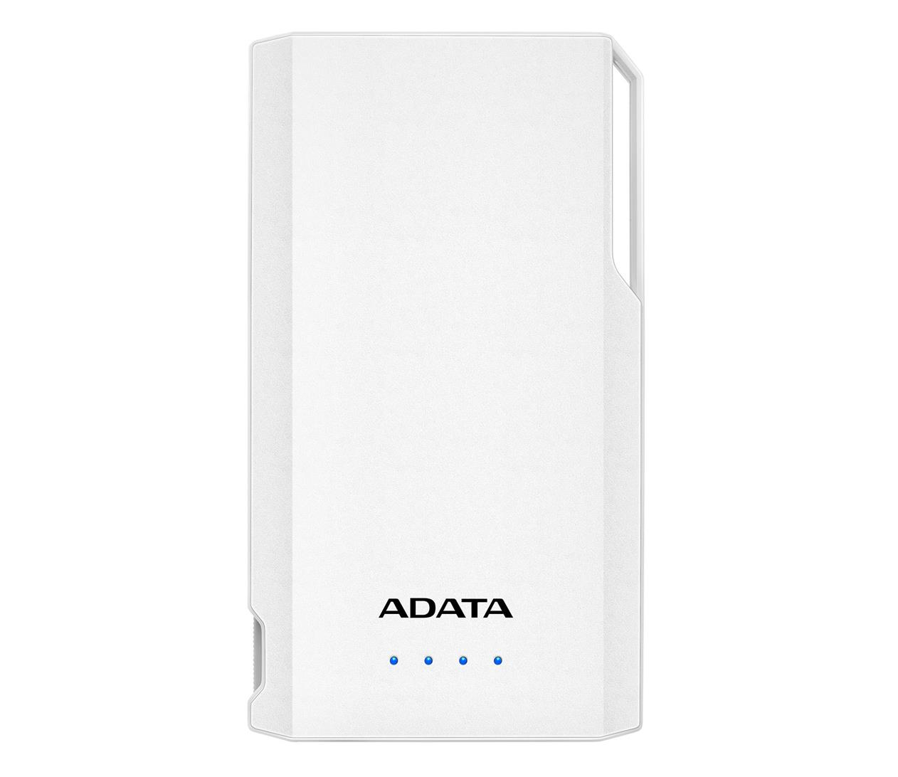 Powerbank ADATA S10000 AS10000-USBA-CWH