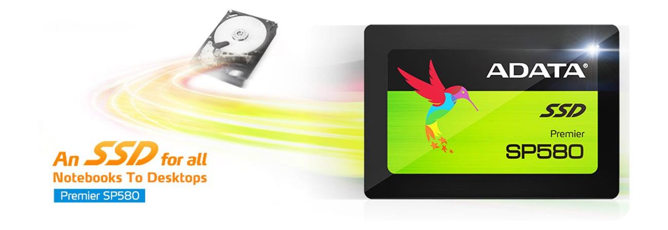 Dysk SSD ADATA Premier SP580