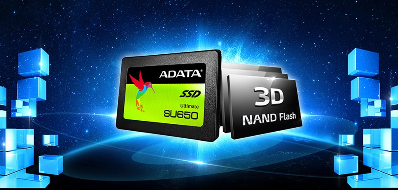Dysk SSD ADATA 120GB 2,5'' SATA SSD Ultimate SU650
