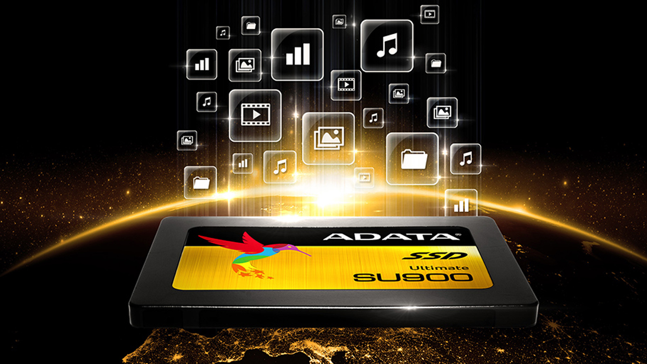 SSD ADATA 2,5'' Ultimate SU900 NAND flash 3D