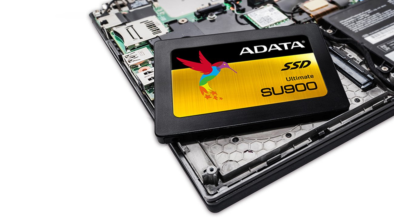 SSD ADATA 2,5'' Ultimate SU900 LDPC ECC Engine