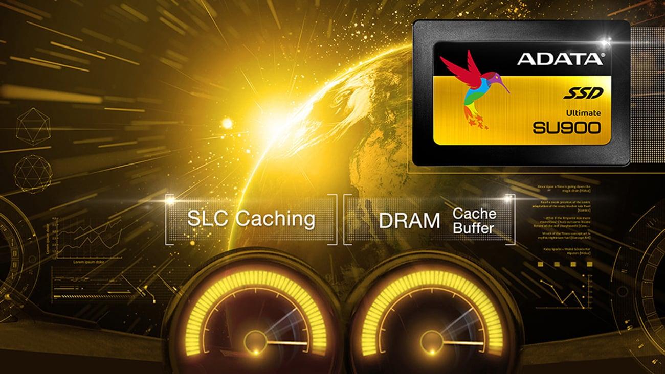 SSD ADATA 2,5'' Ultimate SU900 SLC i DRAM