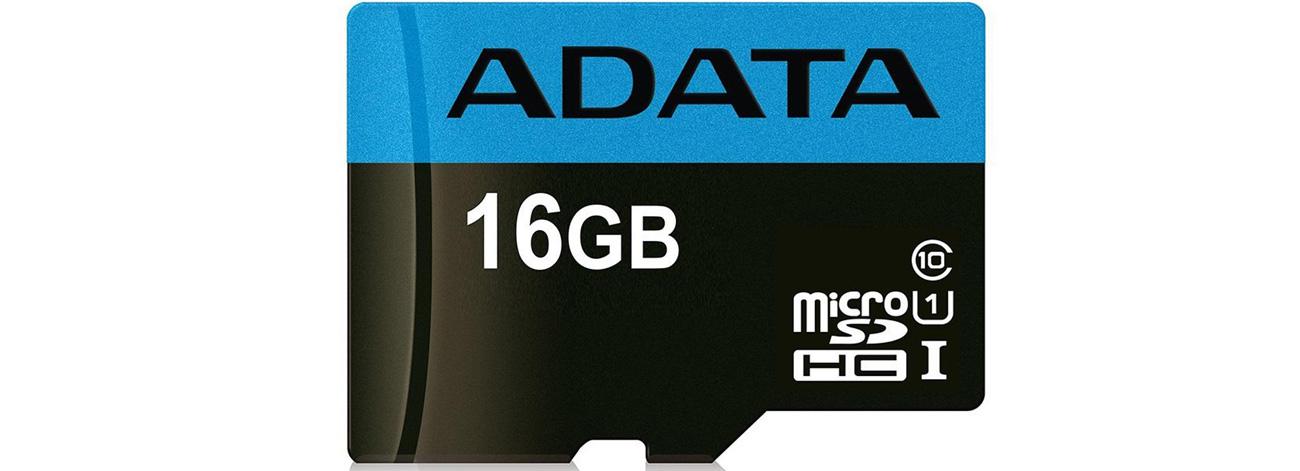 ADATA 16GB microSDHC Premier