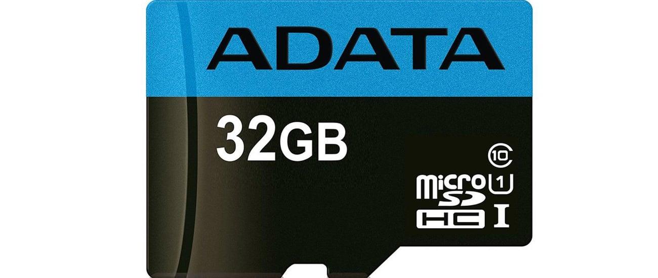 ADATA 32GB microSDHC Premier