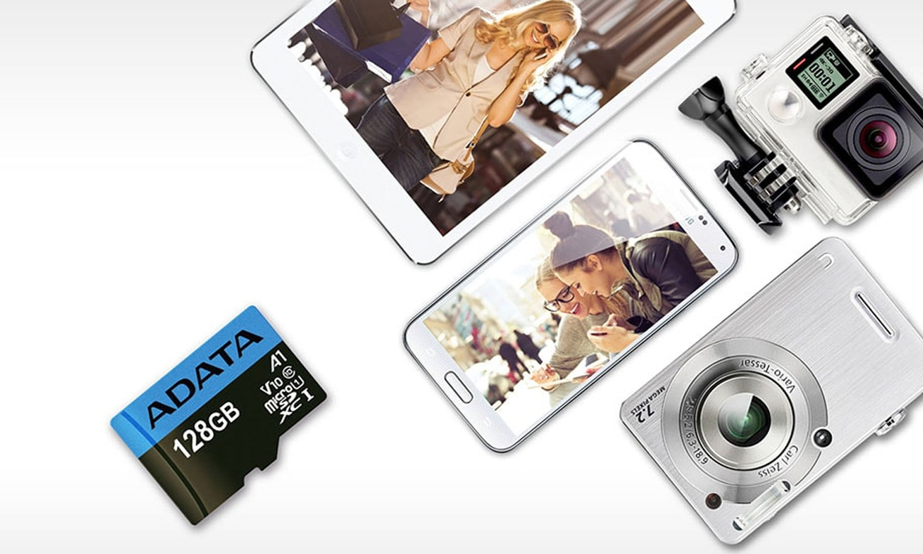 ADATA 128GB microSDXC Premier