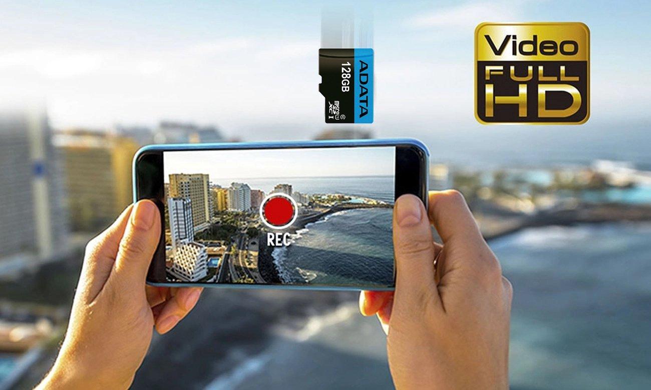 ADATA 64GB microSDXC Premier
