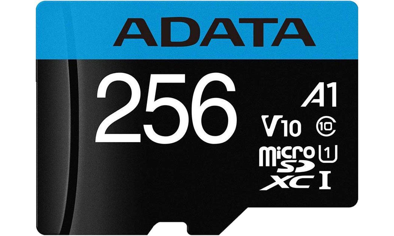 Karta pamięci microSDXC ADATA Premier 256GB