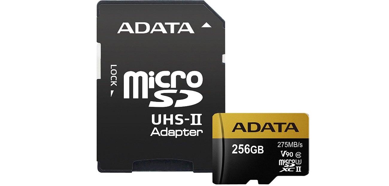 Premier ONE microSDXC UHS-II
