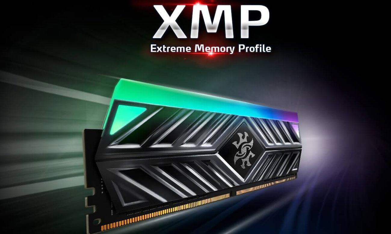 Pamięć RAM DDR4 ADATA XPG Spectrix D41 RGB