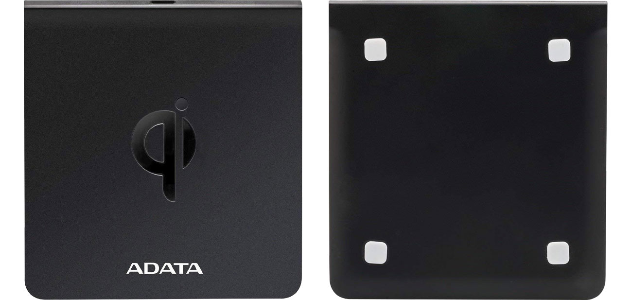 ADATA Ładowarka Indukcyjna CW0050 1A czarna ACW0050-1C-5V-CBK