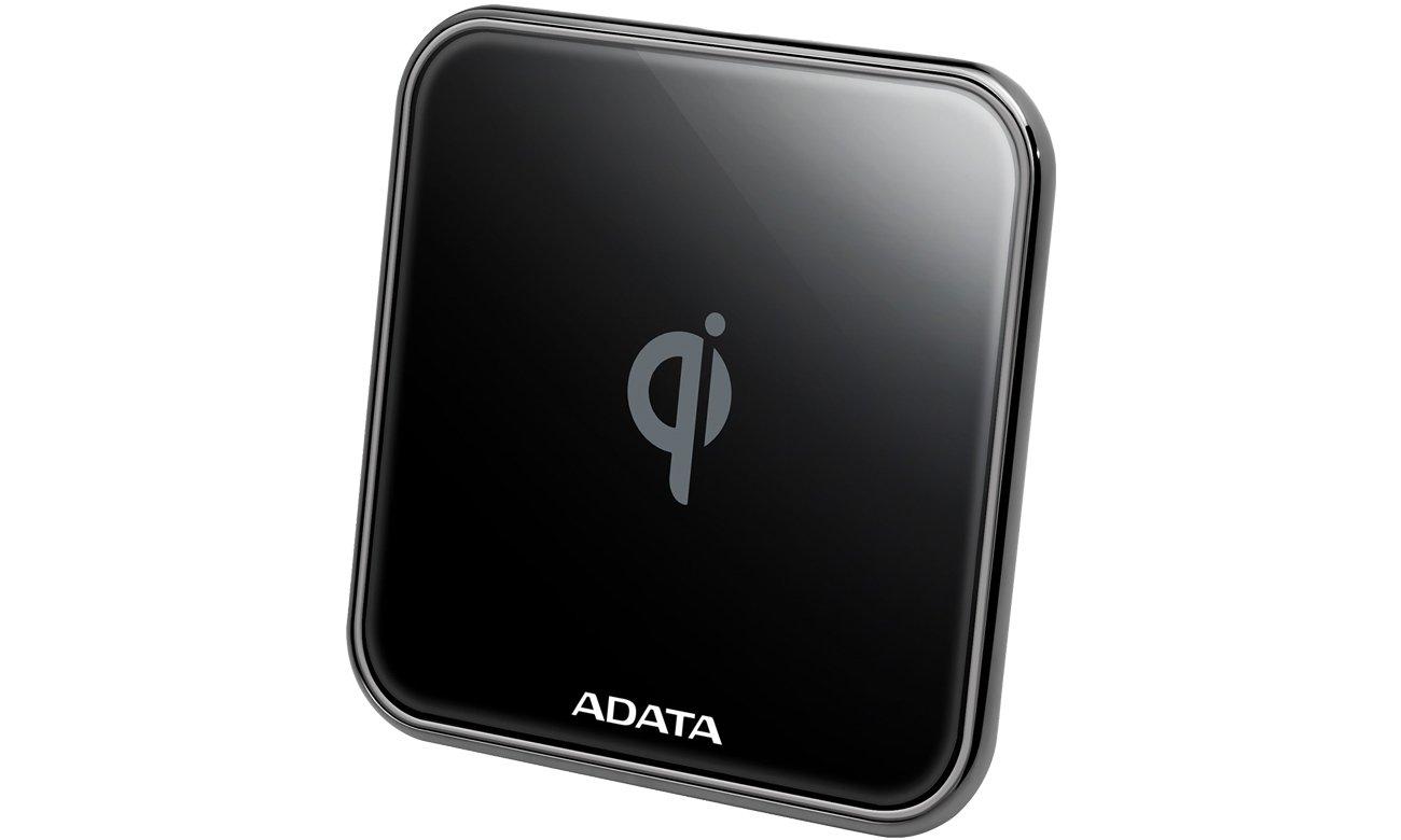 ADATA Ładowarka Indukcyjna 2A 10W Fast Charge czarny CW0100