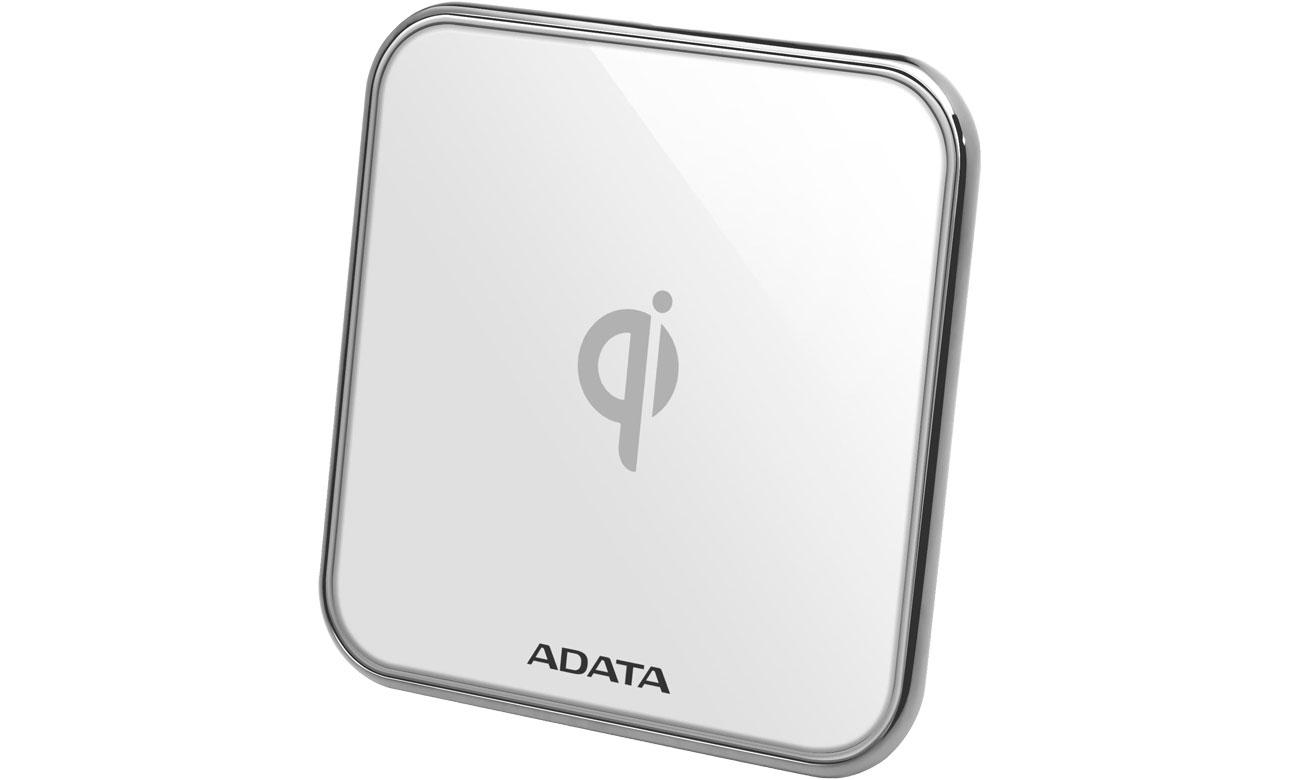 ADATA Ładowarka Indukcyjna 2A 10W Fast Charge biała ACW0100-1C-5V-CWH