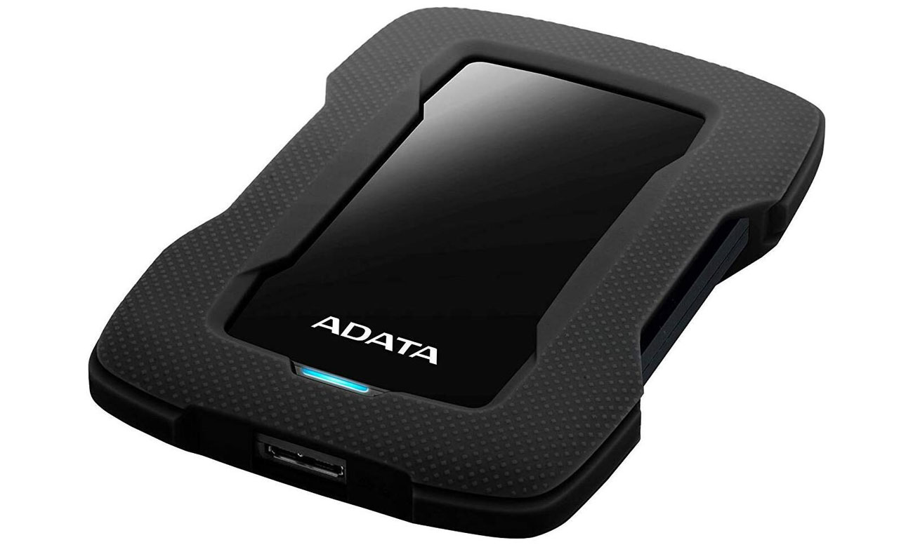 ADATA HD330 - Wytrzymała obudowa