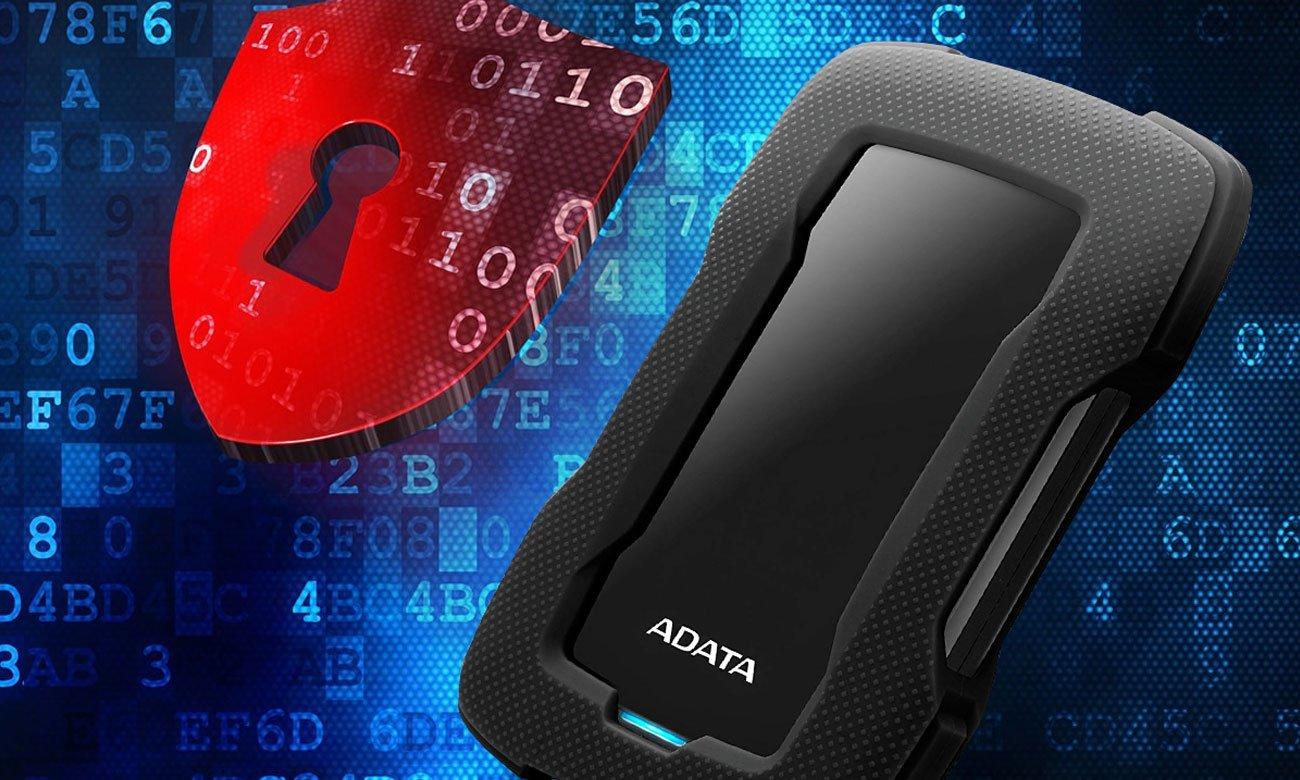 ADATA HD330 - Szyfrowanie AES