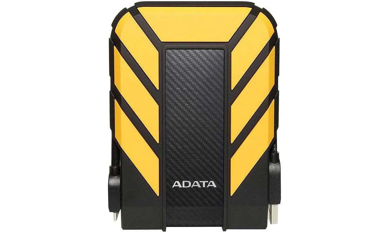 ADATA 1TB DashDrive Durable HD710 Pro żółty USB 3.1 AHD710P-1TU31-CYL