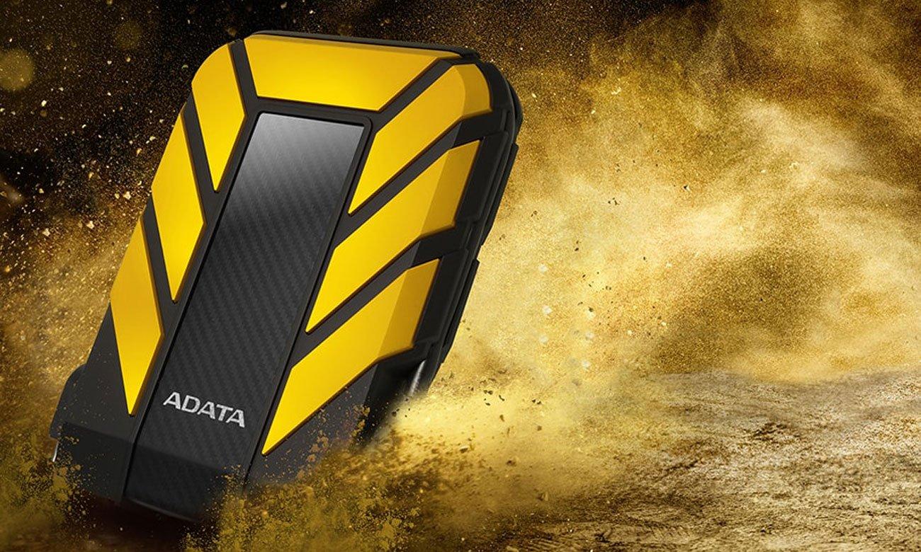 ADATA HD710 Pro Certyfikat odporności IP68