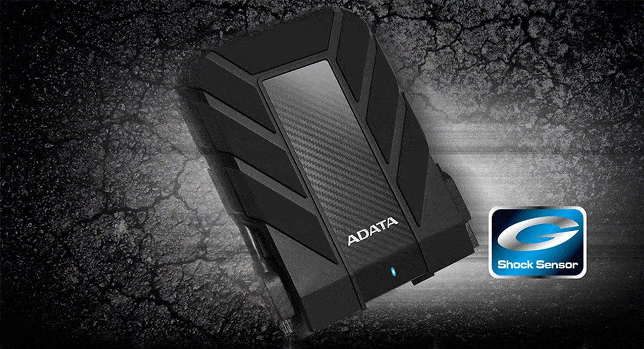 ADATA HD710 Pro Czujnik wstrząsów