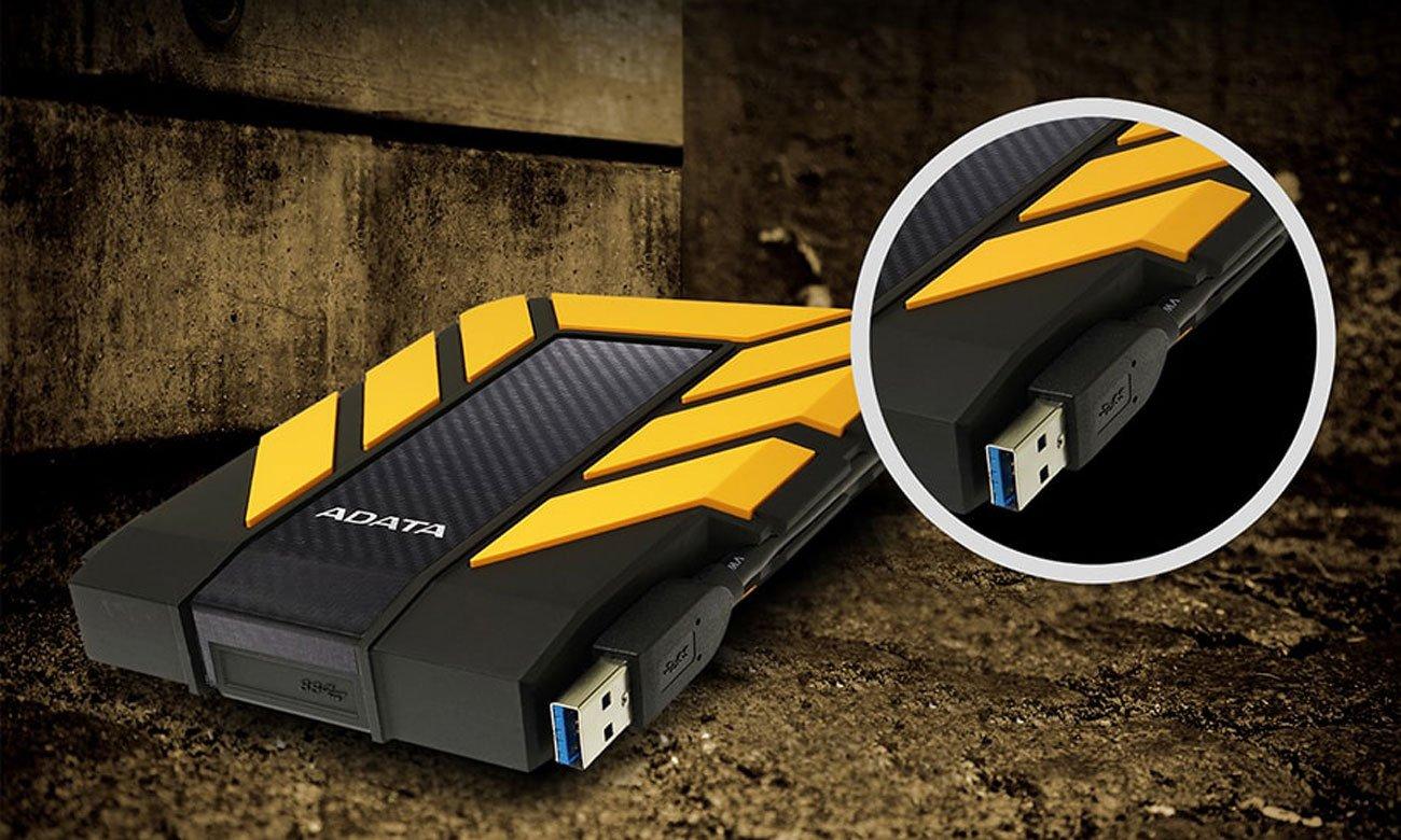 Adata HD710 Pro Wygodny uchwyt na kabel