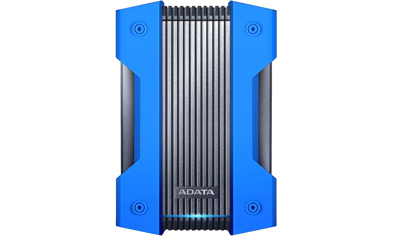 Dysk zewnętrzny ADATA HD830 2TB 3.1 niebieski AHD830-2TU31-CBL
