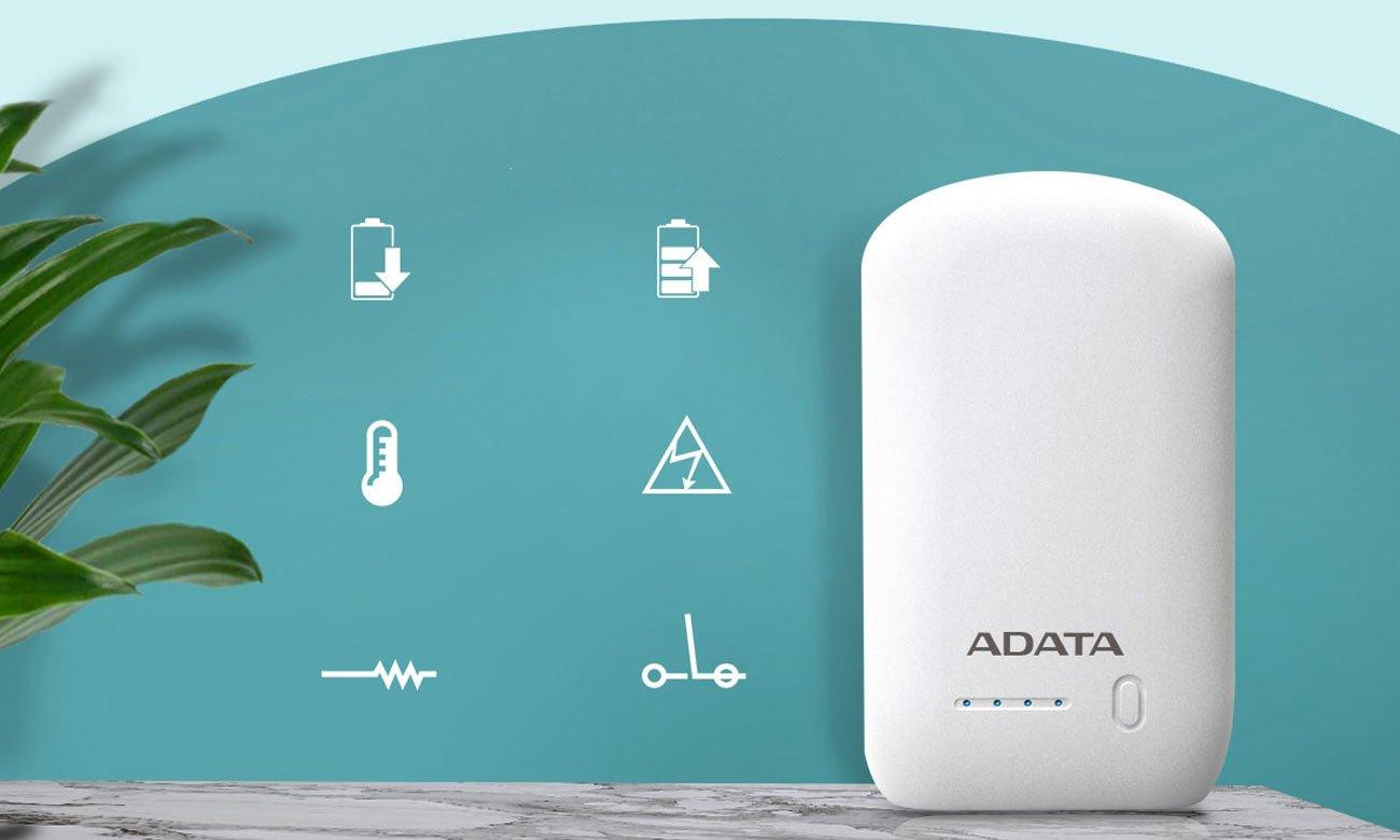 ADATA P10050 Systemy zabezpieczające