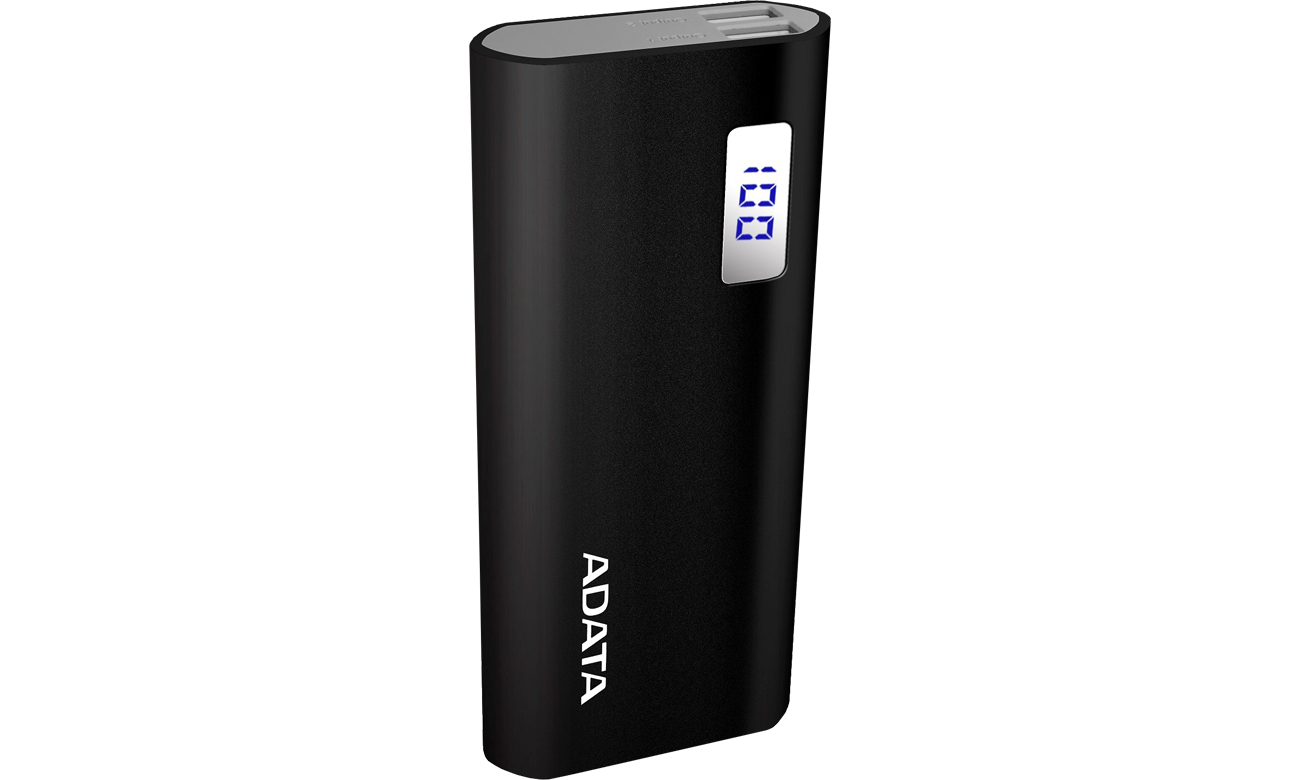 Powerbank ADATA Power Bank P12500D 12500mAh 2A Czarny