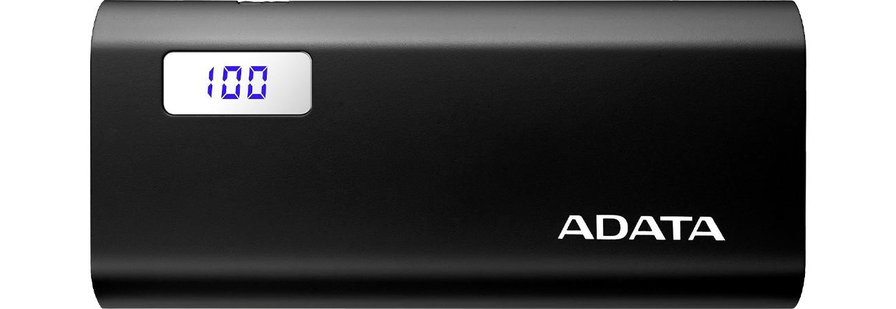 Power Bank ADATA P12500D Wyświetlacz LCD