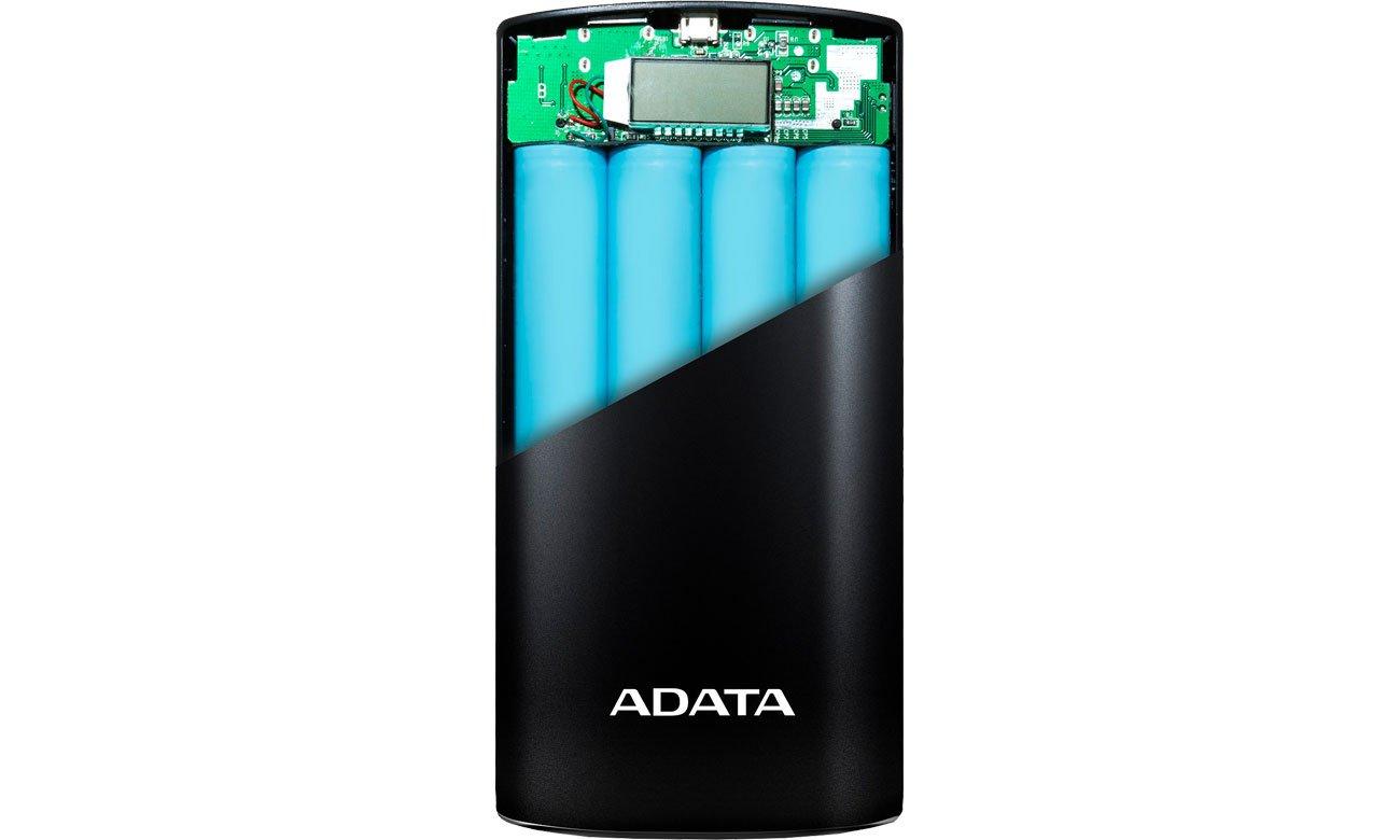 ADATA P20000D wysokiej jakości podzespoły