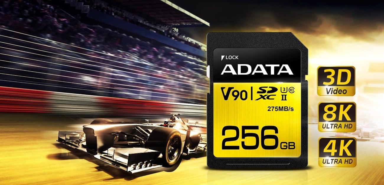Karta pamięci SD ADATA Premier ONE