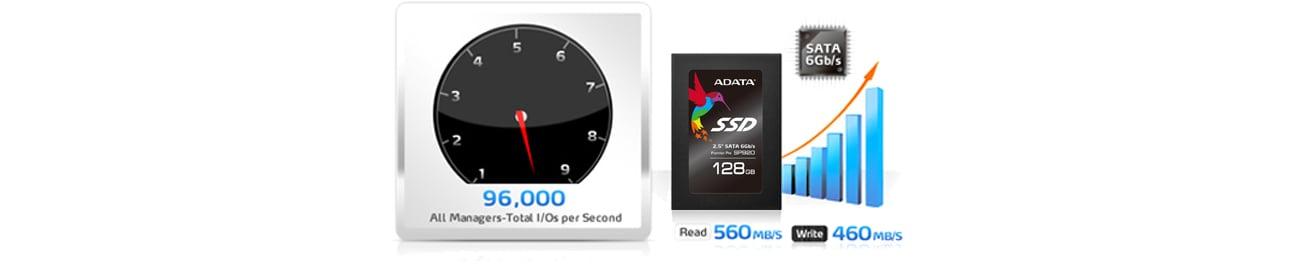 Dysk SSD ADATA Premier Pro SP920 560 MB/s