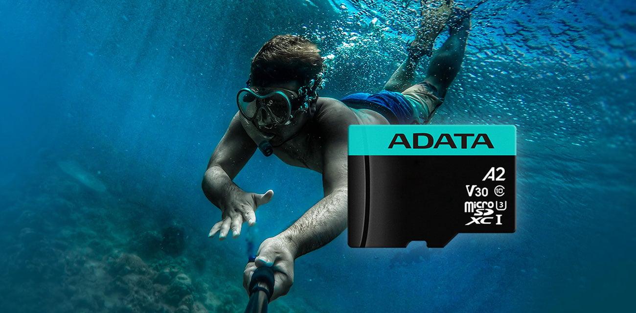 ADATA Premier Pro - Rejestracja wideo